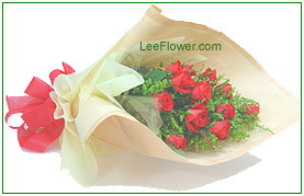 ( HB0034 )  Now and Forever. - Red Roses
