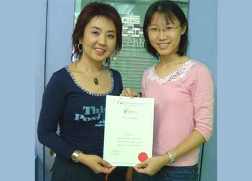 Ms. Kathy AIFD - Floral Design Courses  Certificate