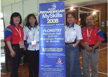 Ms. Kathy AIFD - MySkills Team Malaysia