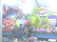 UEM's  Flower Float