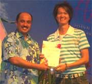Silver Award  -  Year 2007